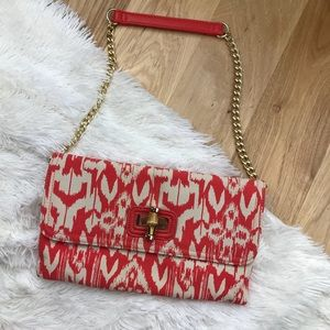 Chico's Summer Bag/clutch